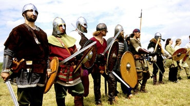 Were All Vikings Warriors?