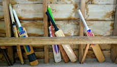 What Are Cricket Bats Made Of?
