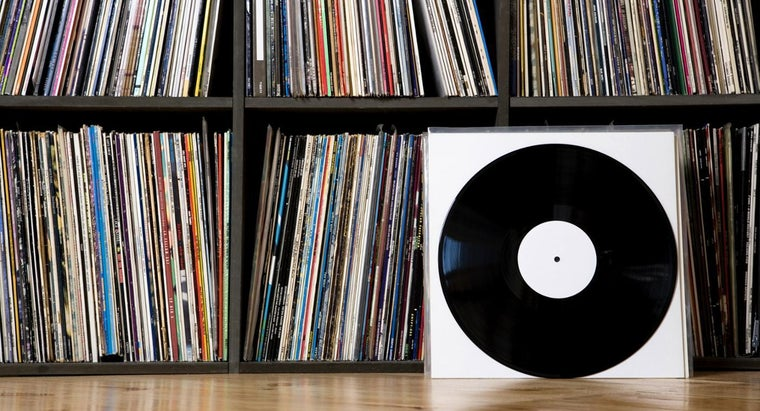 What Are the Dimensions of a Record Album Cover?   Reference com