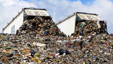 What Are the Problems With Burying Waste in Landfill Sites?