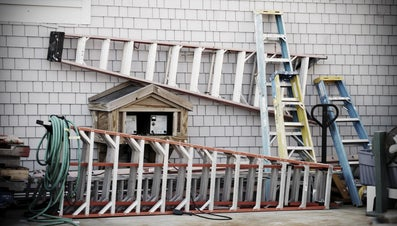What Are the Steps of a Ladder Called?
