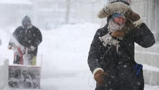 What Causes a Snowstorm?