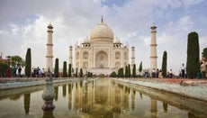 In What Country Is the Taj Mahal Located?
