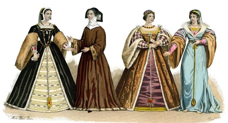 did-women-wear-during-renaissance