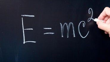 "What Does ""E=mc²"" Mean?"