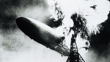 What Gas Was Used in the Hindenburg Disaster?