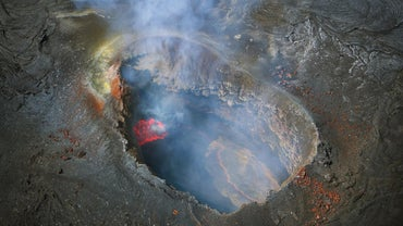 What Is a Main Vent in a Volcano?