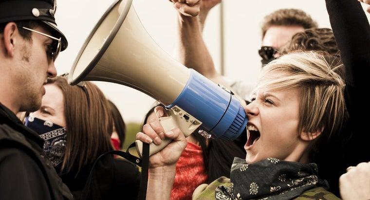 political-activist