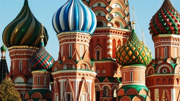 What Is Russia Famous For?