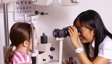 What Is the Best Human Vision?
