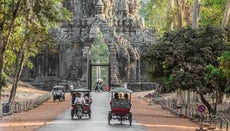 What Is the Former Name of Cambodia?