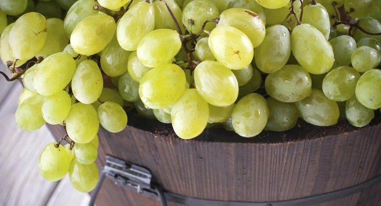 nutritional-value-green-grapes