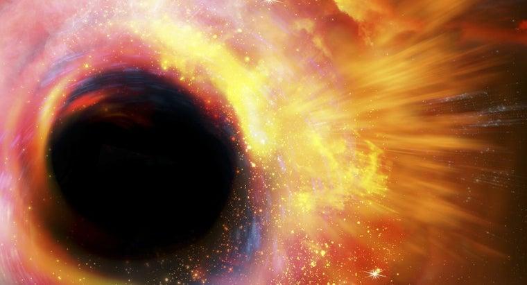 temperature-black-hole