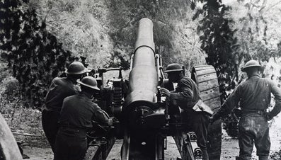 What Was the Arms Race During WW1?