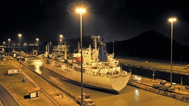 What Was the Reason for the Panama Canal?