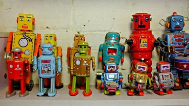Who Invented the First Robot?