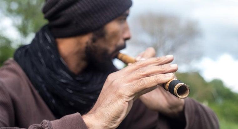 flute-invented