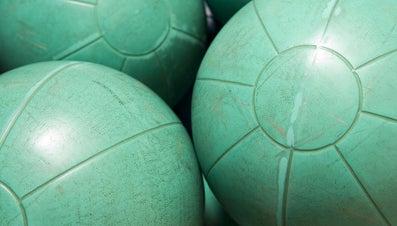 Where Did the Medicine Ball Originate?