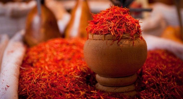 saffron-come