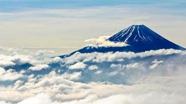 Where Is Mt. Fuji Located?
