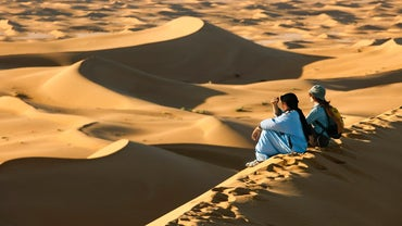Where Is the Sahara Desert Located?