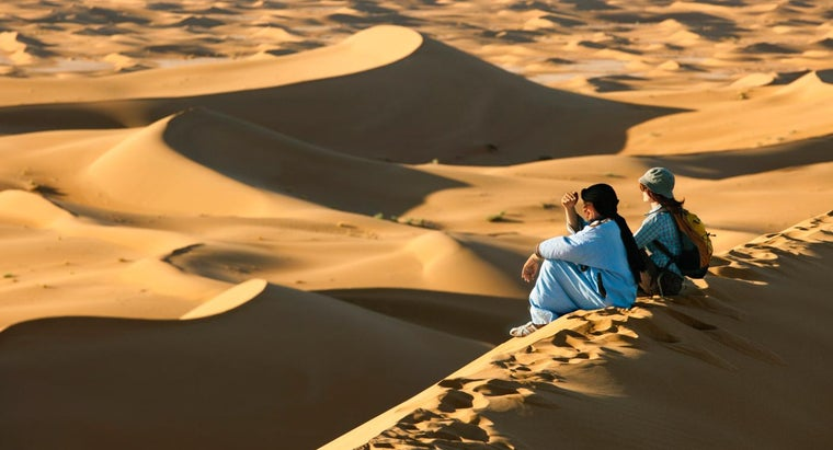 sahara-desert-located