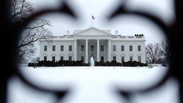 What Is the White House Made Of?