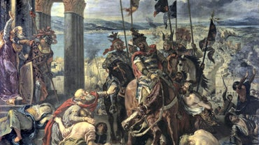 Why Did The Crusades Take Place?