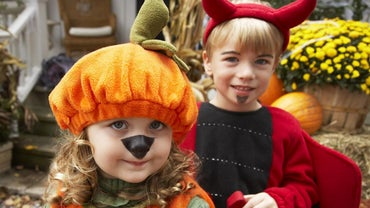 Why Do People Dress up for Halloween?