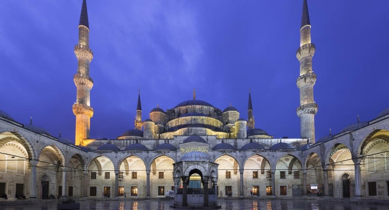 mosques-domes