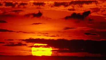 Why Are Sunsets Red?