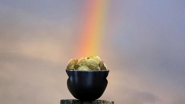 Why Is There a Pot of Gold at the End of a Rainbow?