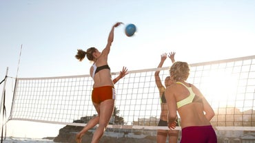 What Is the Width of a Volleyball Net?
