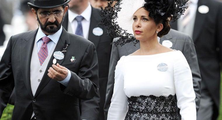 sheikh mohammed bin rashid al maktoum wife ile ilgili görsel sonucu