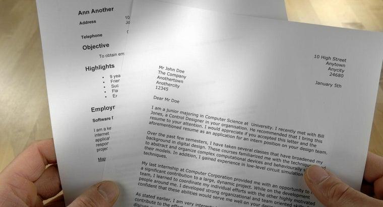 write-job-application-letter