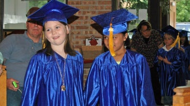 How Do You Write a Kindergarten Graduation Speech?