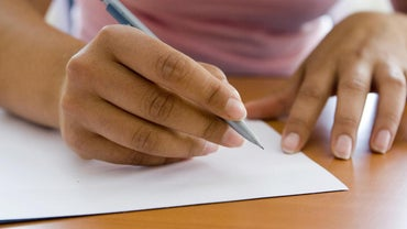 How to Write a Letter to Request Something