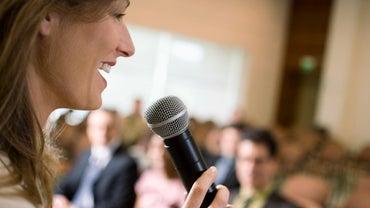 How Do You Write a Speech for a Special Occasion?
