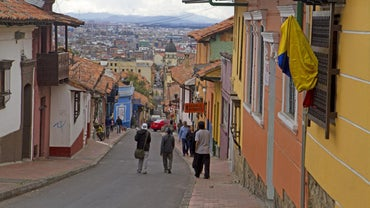 What Is the Zip Code for Bogota, Colombia?