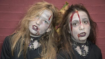 How Do You Paint a Zombie Face for Halloween?