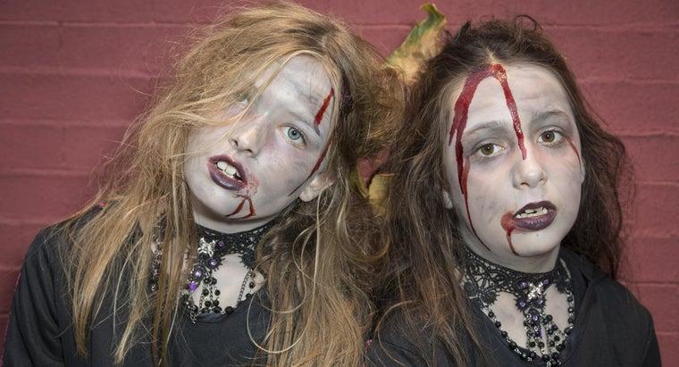 paint-zombie-face-halloween