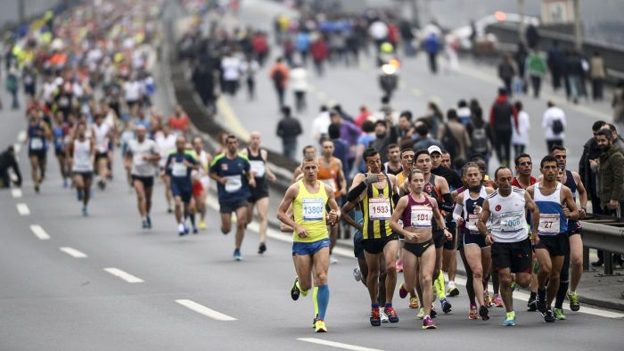 Where Can You Find Half Marathon Results?