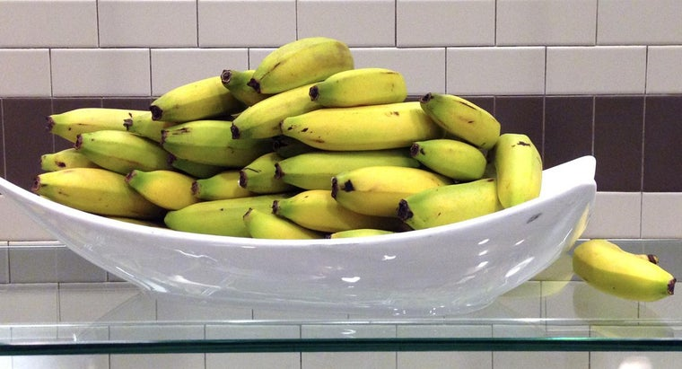 How Many Grams of Potassium Are in a Single Banana?