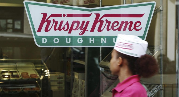 Where Can You Find Nutrition Information on Krispy Kreme Doughnuts?