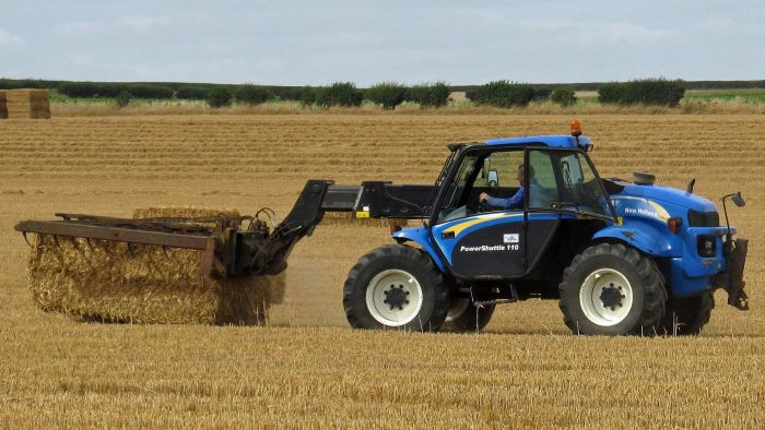 How do you find fair prices on used New Holland tractors?