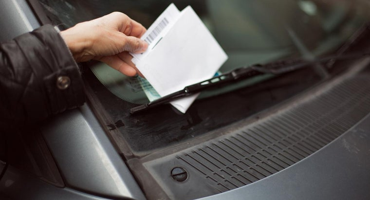How Do You Check Your Parking Ticket History Online?
