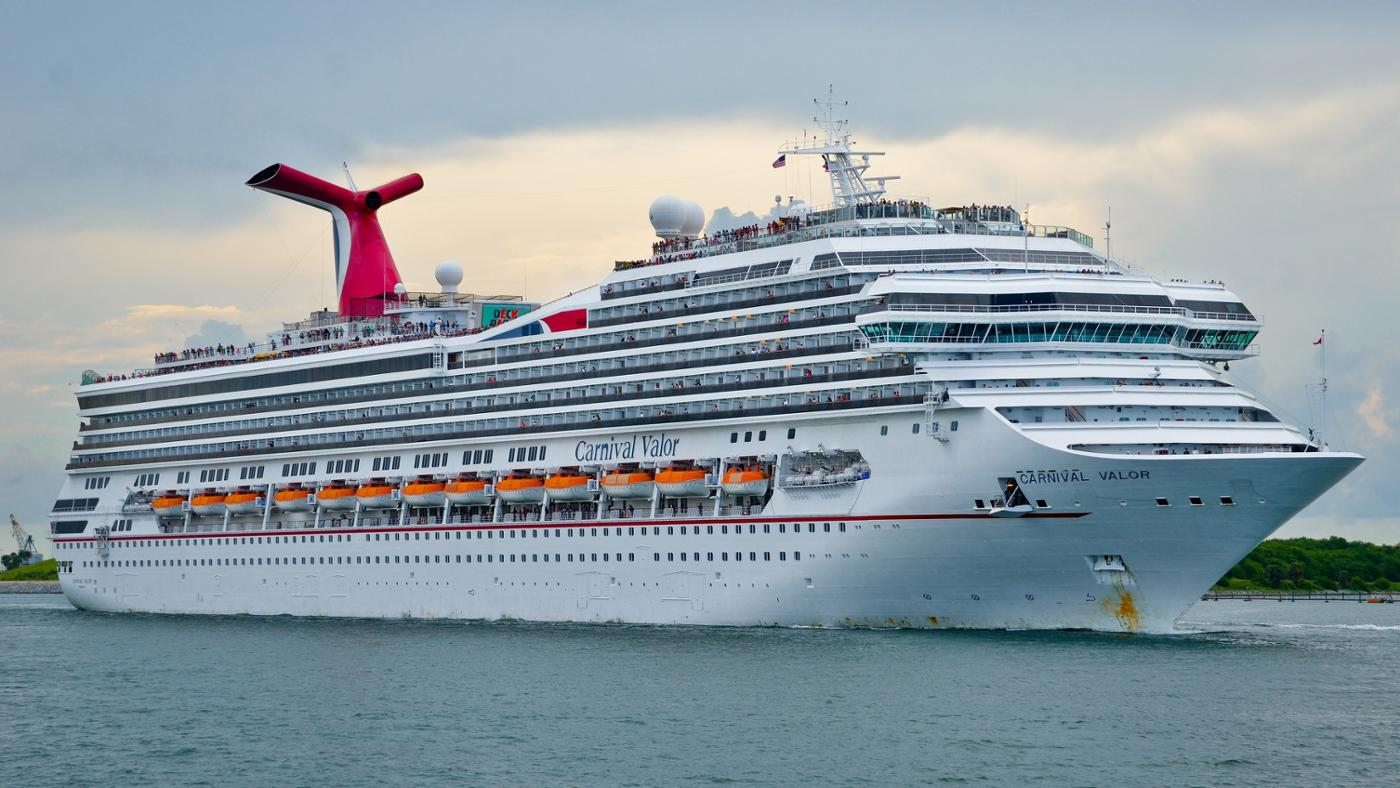 What Are Some Features of the Carnival Valor?