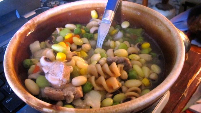 How Do You Make Chicken and Vegetable Stew?