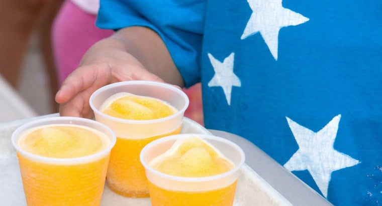 What Are Some Good Recipes for Frozen Slush Drinks?