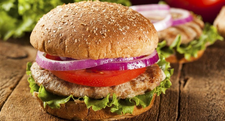 What Is an Easy Turkey Burger Recipe?